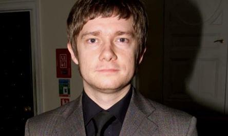 Peter Jackson confirma a Martin Freeman como Bilbo