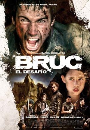 Poster de la película 'Bruc'