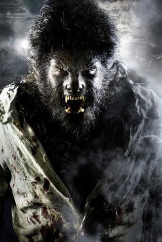 """Fotos oficiales de """"The Wolf Man"""" con Benicio del Toro metido en faena"""