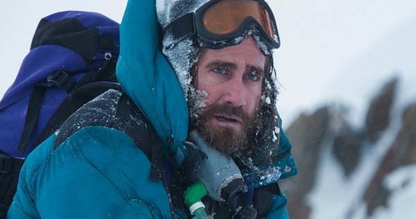 Jake Gyllenhaal a punto de perder una oreja en el rodaje de Everest