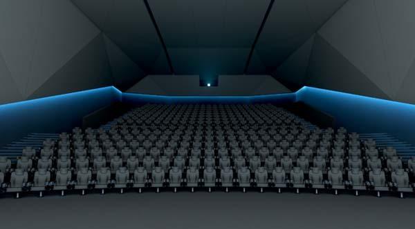 El futuro de los cines, el ultrarealismo