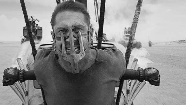 Mad Max: Furia en la carretera podrá verse en blanco y negro