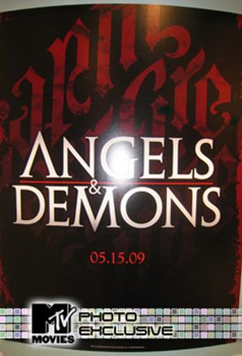 """Un par de posters: """"Ángeles y Demonios"""" y """"Terminator Salvation: The Future Begins"""""""