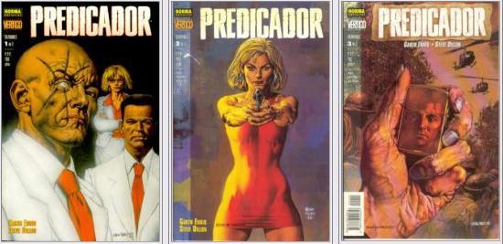 """Sam Mendes se une a la adaptación de comic con """"Predicator"""""""