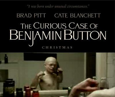 Trailer subtitulado de «El curioso caso de Benjamin Button», con Brad Pitt y Cate Clanchett