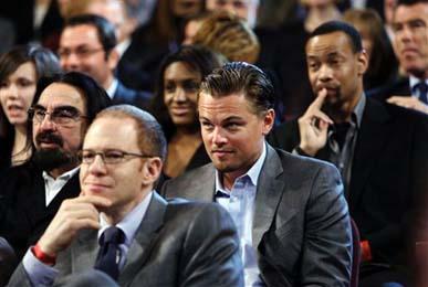 Leonardo Di Caprio, abierto apoyo a Obama
