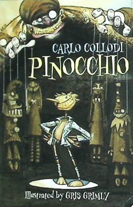 Guillermo del Toro nos traerá un Pinocho poco inocente