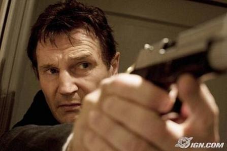 """Trailer de """"Taken"""", con Liam Neeson y Maggie Grace"""