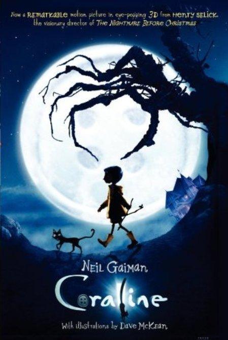 """Trailer de """"Coraline"""", con las voces de Dakota Fanning, Ian McShane y Teri Hatcher"""