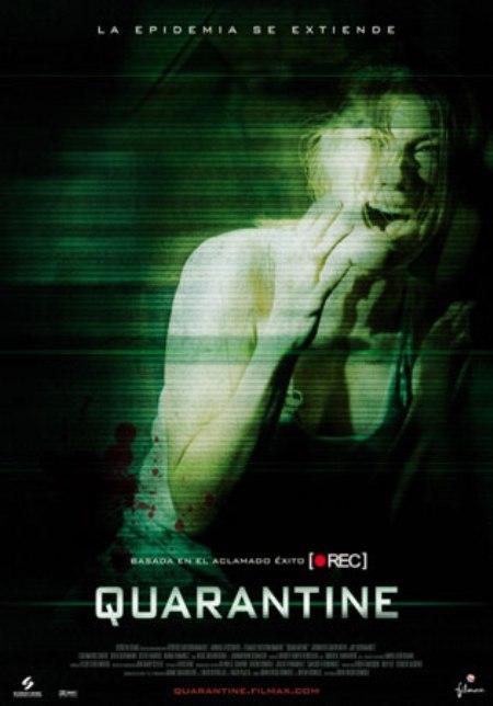 """Trailer de """"Cuarentena"""", con Jennifer Carpenter y Jay Hernández"""
