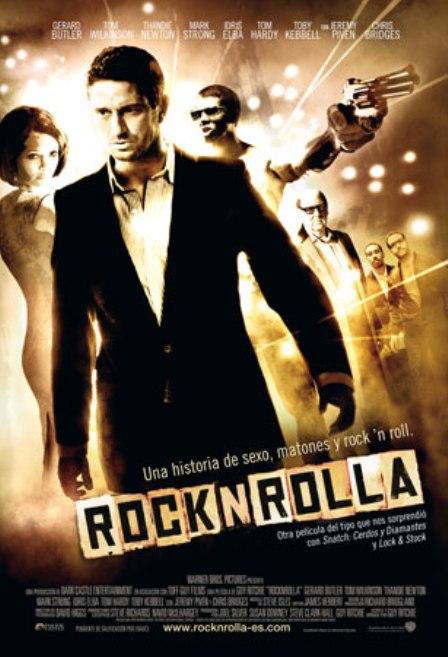 """Trailer de """"Rocknrolla"""", con Gerard Butler y Tom Wilkinson"""