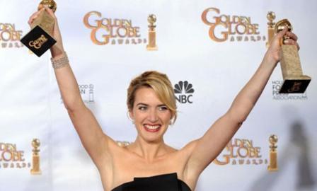 Premios Bafta: Kate Winslet vs Kate Winslet