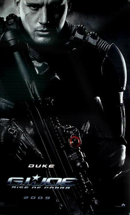 "Trailer de ""G.I. Joe: The Rise of Cobra 2009"" online, con Channing Tatum, Marlon Wayans y Dennis Quaid"