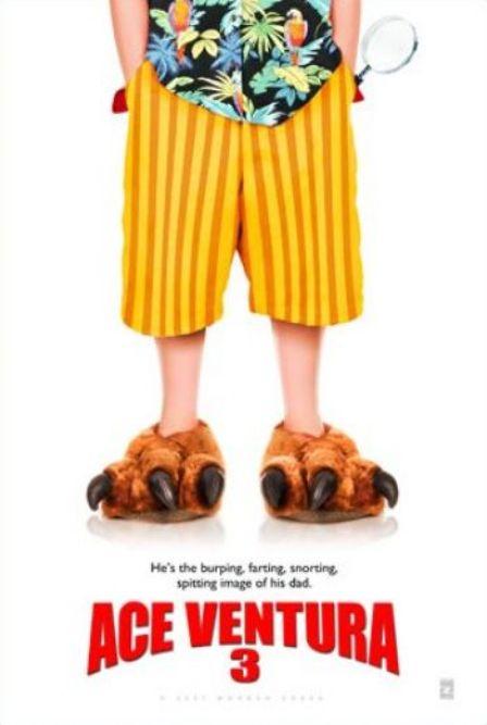 """Trailer online de la película """"Ace Ventura Jr: Detective de mascotas"""", estreno 24 de marzo"""