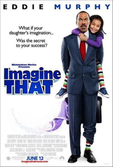 """Trailer online de la película """"Imagine That"""", con Eddie Murphy y Thomas Haden Church"""