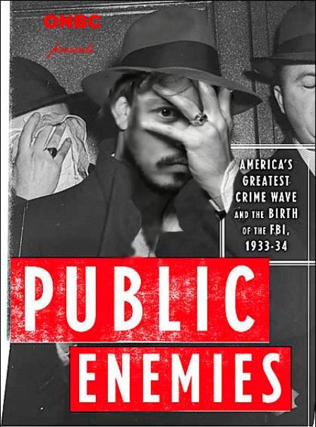 Trailer online de la película «Public Enemies», con Johnny Depp y Christian Bale