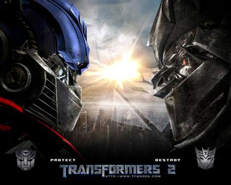 """Paramount y DreamWorks piensan en """"Transformers 3"""""""