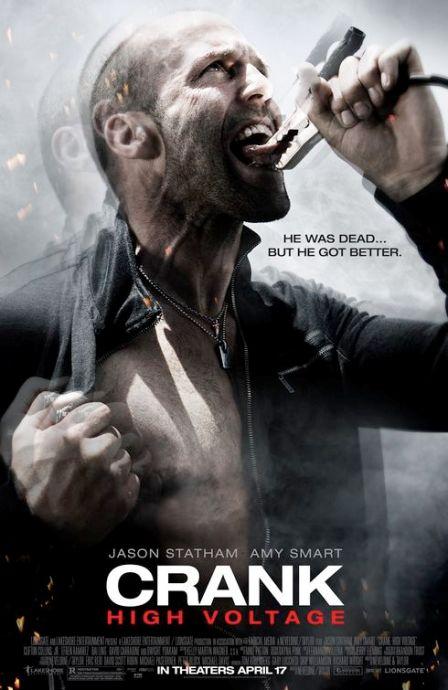 """Trailer online de la película """"Cranck 2: High Voltage"""", con Jason Statham y Amy Smart"""