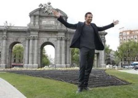 Hugh Jackman promociona en Madrid «X-Men, Orígenes: Wolverine»