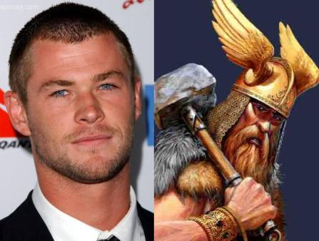 Chris Hemsworth, de 'Star Trek' sería Thor