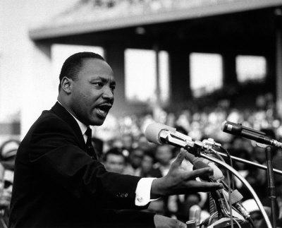 Spielberg producirá el biopic de Martin Luther King