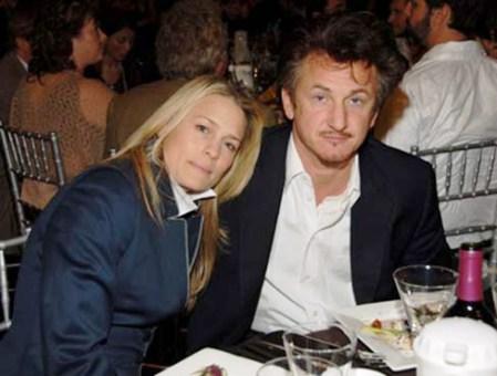 ¡Detengan la separación! Sean Penn y Robin Wright Penn otra vez juntos