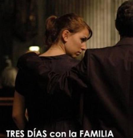Trailer online en español de la película «Tres días con la familia», estreno 12 de junio