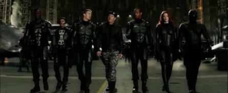 Nuevos clips de la película 'G.I. Joe: Rise of Cobra'
