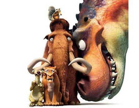Vistazo al interior de 'La Era del Hielo: El Amanecer de los Dinosaurios'