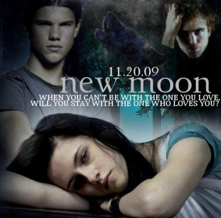 Nuevo clip promocional online de la película 'Luna Nueva'