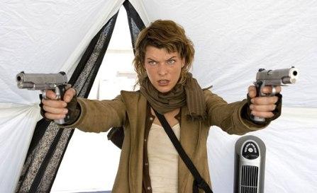 La película 'Resident Evil 4' traerá una Alice (Milla Jovovich) renovada