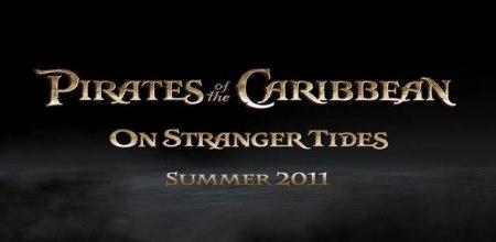 'Piratas del Caribe 4', título y fecha de estreno confirmados