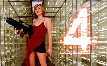 Milla Jovovich presenta video detrás de escenas de Resident Evil 4: Afterlife