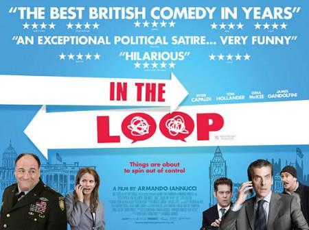 Trailer online de la película In The Loop, estreno 4 de diciembre