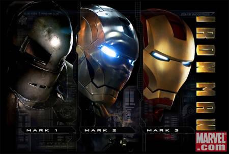 Trailer online de la película Iron Man 2, estreno 30 de abril