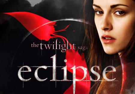 Nuevo spot televisivo de Kristen Stewart en la Saga Crepúsculo: Eclipse