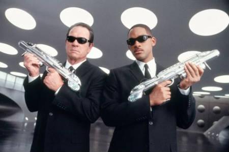 El Agente J volverá en el tiempo en Men in Black 3