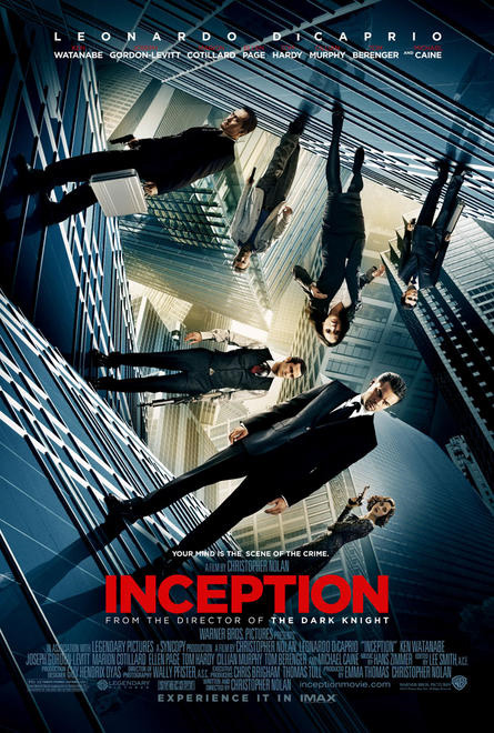 Cartel de Inception