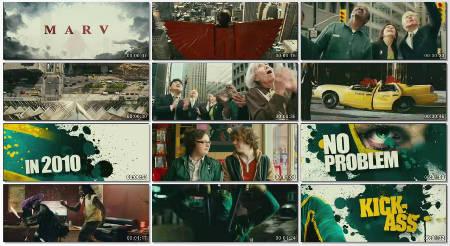 Trailer online de la película Kick Ass, estreno 4 de junio