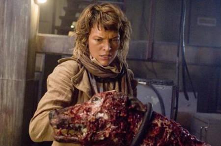 Segundo trailer online de la película Resident Evil: Afterlife, con Milla Jovovich