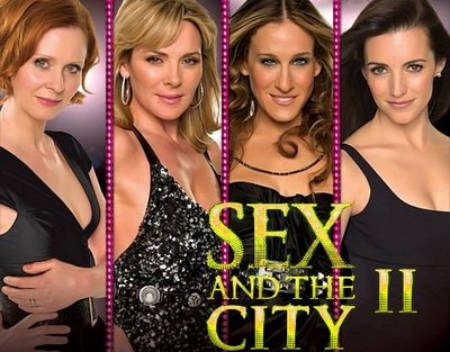 Ver Sexo en Nueva York 2 (Sex and the City 2) Online en Castellano