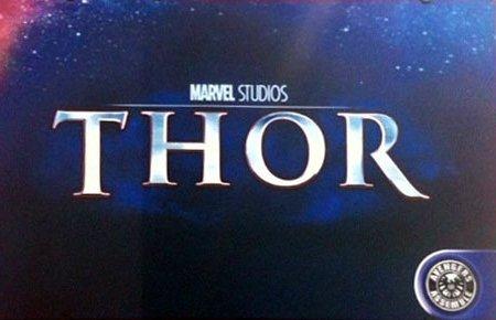 Capitán América y Thor ya tienen logos oficiales
