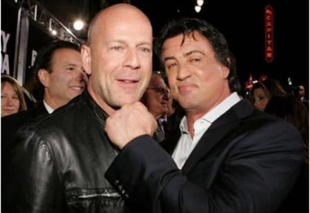 Sylvester Stallone suena de nuevo como director de Los Mercenarios 2