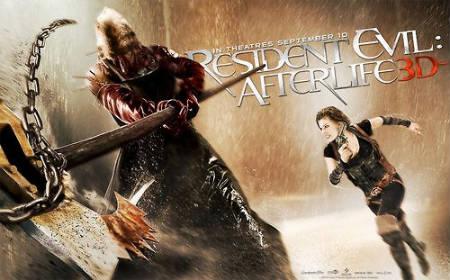 Trailer online de la película «Resident Evil 4: Ultratumba (3D)», estreno 10 de septiembre