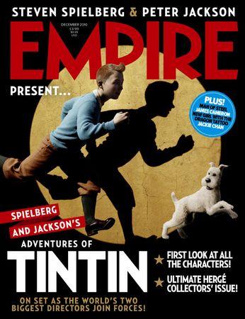 Datos e imágenes sobre la película de Tintín