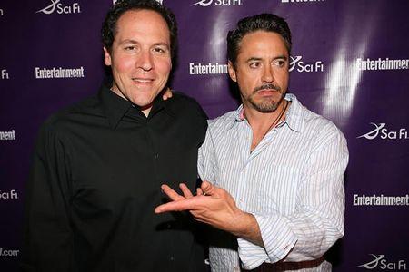 Jon Favreau no dirigirá Iron Man 3