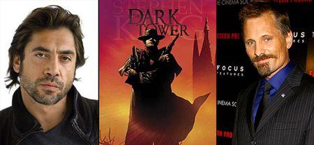 Datos de la adaptación de La Torre Oscura de Stephen King