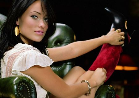 Olivia Wilde se une a Welcome to People