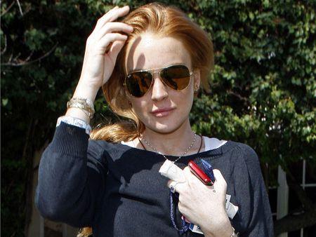 Lindsay Lohan acusada de ladrona, lo que le faltaba