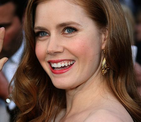 Amy Adams será Lois Lane en Superman: Man of Steel